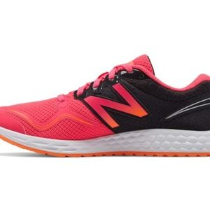New balance fresh foam neon running shoes